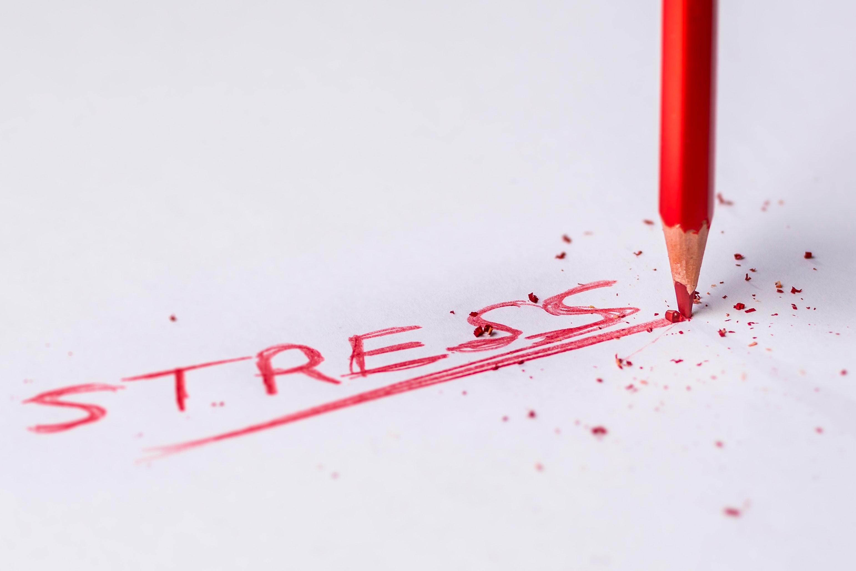 Nie mehr Stress